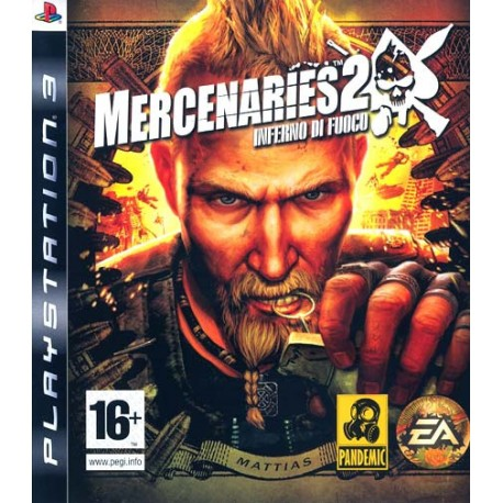 Mercenaries 2 - Inferno di Fuoco
